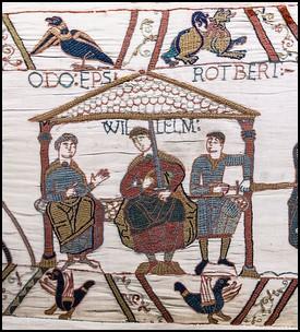 Guillaume et ses deux demi-frères Odon et Robert